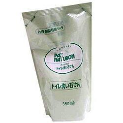 【パックスナチュロン】トイレ洗い石けん 詰替用 350ml ※お取り寄せ商品