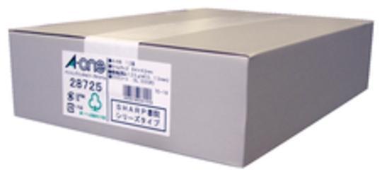 【エーワン】パソコンプリンタ&ワープロラベルシール 28725 ホワイト プリン・・・