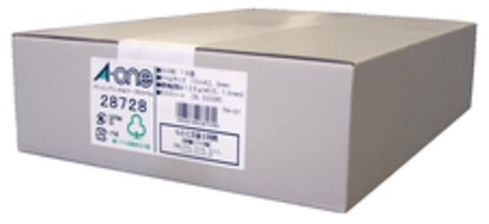 【エーワン】パソコンプリンタ&ワープロラベルシール 28728 ホワイト プリン・・・