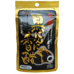 【ユニマットリケン】発酵黒にんにく香醋 60粒 ※お取り寄せ商品