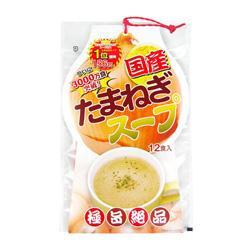 【ヨコヤマコーポレーション】国産たまねぎスープ 12食 ※お取り寄せ商品