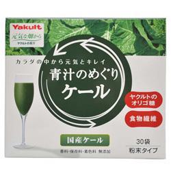 【ヤクルトヘルスフーズ】青汁のめぐみケール 30袋 ※お取り寄せ商品