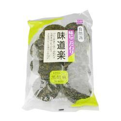 【健康フーズ】 味道楽 黒ごませんべい 110g ※お取り寄せ商品