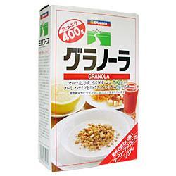【三育フーズ】 グラノーラ 400g ※お取り寄せ商品