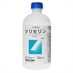 【第2類医薬品】【大洋製薬】グリセリン 500g ※お取り寄せになる場合も・・・