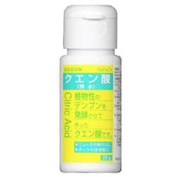 【大洋製薬】クエン酸(無水) 25g ※お取り寄せ商品