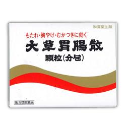 大草胃腸散顆粒(分包) 88包