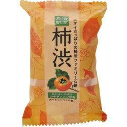 【ペリカン石鹸】ペリカン ファミリー柿渋 PKSBSP 80g ※お取り・・・