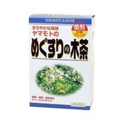 【山本漢方】めぐすりの木茶 8g×24包 ※お取り寄せ商品