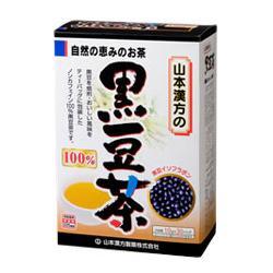 【山本漢方】100%黒豆茶 10g×30包 ※お取り寄せ商品