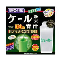 【山本漢方製薬】ケール粉末 お徳用 170g ※お取り寄せ商品
