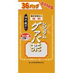 【山本漢方製薬】グァバ茶 8g×36包 ※お取り寄せ商品