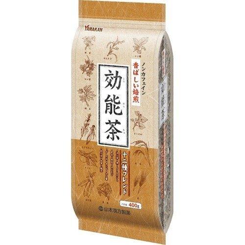 【山本漢方製薬】効能茶 400g ※お取り寄せ商品