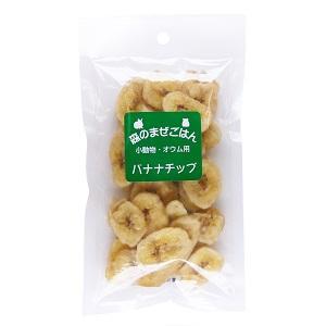 【ペットプロ】森のまぜごはんバナナチップ 45g  ※お取り寄せ商品