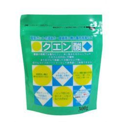 【地の塩社】クエン酸 300g ※お取り寄せ商品