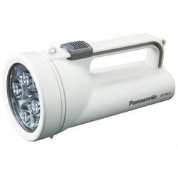 【パナソニック】LED強力ライト エボルタ付 ホワイト F-KJWBS0・・・