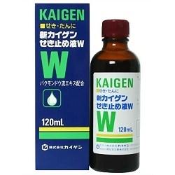 【第(2)類医薬品】【カイゲン】新カイゲンせき止め液W 120ml ※お取り・・・