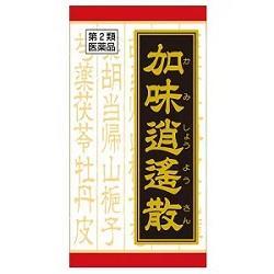 【第2類医薬品】【クラシエ薬品】「クラシエ」漢方加味逍遙散料エキス錠 1・・・