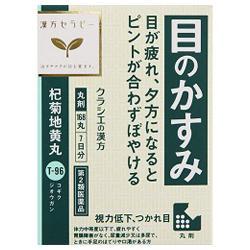 【第2類医薬品】【クラシエ薬品】漢方セラピー 杞菊地黄丸クラシエ 168・・・