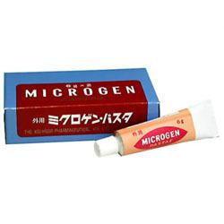 【第1類医薬品】【啓芳堂製薬】ミクロゲンパスタ 6g×2 ※お取り寄せにな・・・