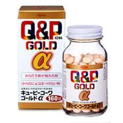 【第3類医薬品】【興和新薬】キューピーコーワゴールドα(アルファ) 160・・・