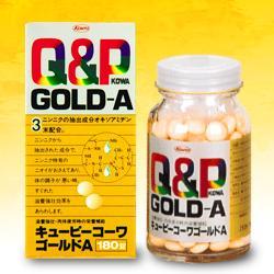 【興和新薬】キューピーコーワゴールドA 180錠 商品画像1:メディストック カーゴ店