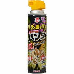 【大日本除虫菊】ハチの巣を作らせない ハチ・アブ用ハンター 510ml ※お取り寄せ商品 商品画像1:メディストック カーゴ店