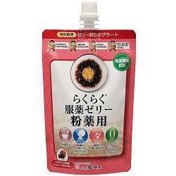 【龍角散】らくらく服薬ゼリー 粉薬用 いちごチョコ風味 200g ※お取・・・