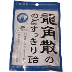 【龍角散】龍角散ののどすっきり飴 100g ※お取り寄せ商品