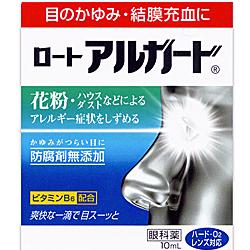 【第2類医薬品】【ロート製薬】ロートアルガード目薬  10m・・・
