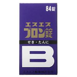 【第(2)類医薬品】【エスエス製薬】エスエスブロン錠 84錠