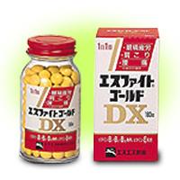 【第3類医薬品】【エスエス製薬】エスファイトゴールドDX 180錠