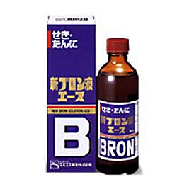 【第(2)類医薬品】【エスエス製薬】新ブロン液エース 120ml ※お一人さ・・・
