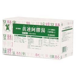 【第2類医薬品】【小太郎漢方製薬】黄連阿膠湯 エキス細粒G「コタロー」 ・・・