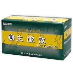 【第3類医薬品】【小太郎漢方製薬】生脈散 エキス細粒G「コタロー」 60・・・