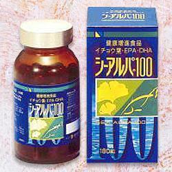 【日水製薬】シーアルパ 100 180錠
