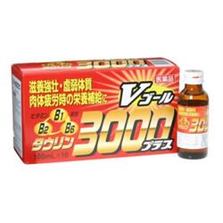 【第3類医薬品】【中外医薬生産】V・ゴール3000プラス 100ml×1・・・