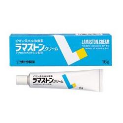 【第2類医薬品】【佐藤製薬】ラマストンクリーム 16g ※お取り寄せになる・・・