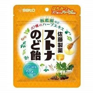 【佐藤製薬】ストナのど飴 60g ※お取り寄せ商品