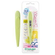 【テルモ】電子体温計 C531 WOMAN℃ ライムグリーン ※お取り寄せ商品