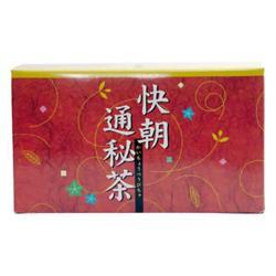 【昭和製薬】快朝通秘茶 大型 5g×54ティーバッグ ※お取り寄せ商品