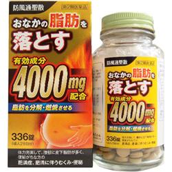 【第2類医薬品】【北日本製薬】防風通聖散料エキス錠「創至聖」 336錠