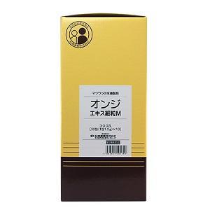 【第3類医薬品】【松浦薬業】オンジエキス細粒M 300包 ※お取り寄せになる・・・