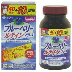 【井藤漢方製薬】ブルーベリールテインプラス 徳用 132粒 ※お取り寄せ・・・