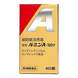 【第3類医薬品】【日水製薬】ルミンA100γ 400錠