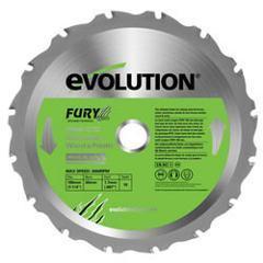 エボリューション【EVOLUTION】万能切断チップソー 185mm 185TCT★【FURY4 チ・・・