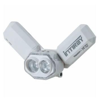 ハピソン【釣りなどアウトドアに】チェストライト INTIRAY ホワイト 単3乾電・・・