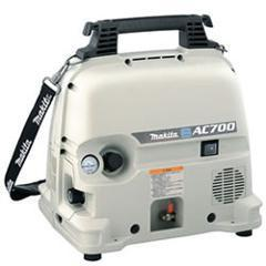 マキタ【makita】一般圧専用 5L容量エアコンプレッサー AC700【AC-700】