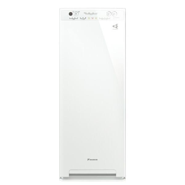 ダイキン 加湿ストリーマ空気清浄機 ホワイト (MCK55X-W) 商品画像2:ニッチ・リッチ・キャッチKaago店