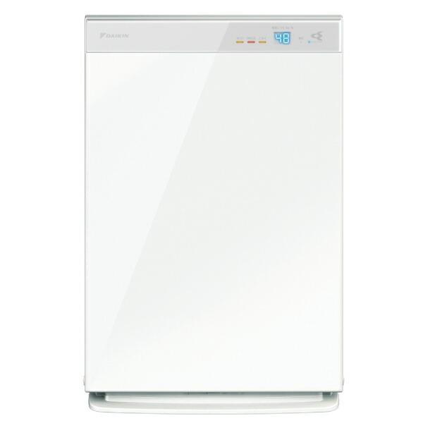 ダイキン 加湿ストリーマ空気清浄機 ホワイト (MCK70X-W) 商品画像2:ニッチ・リッチ・キャッチKaago店